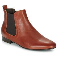 鞋子 女士 短筒靴 Betty London HYBA 棕色