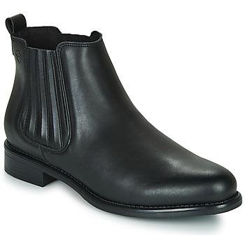 鞋子 女士 短筒靴 Betty London LOYSE 黑色