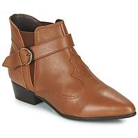 鞋子 女士 短筒靴 Betty London LYDWINE 棕色