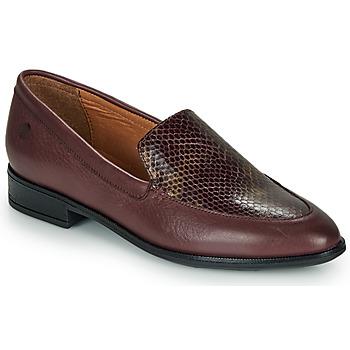 鞋子 女士 皮便鞋 Betty London LILI-FLEUR 波尔多红
