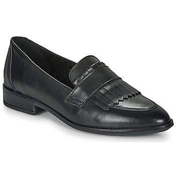 鞋子 女士 皮便鞋 Betty London LATUFA 黑色