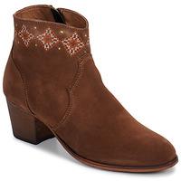 鞋子 女士 短靴 Betty London LAURE-ELISE 駝色