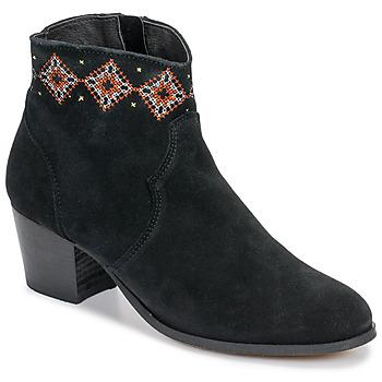 鞋子 女士 短靴 Betty London LAURE-ELISE 黑色