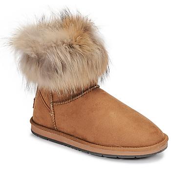 鞋子 女士 短筒靴 Kaleo JADES 驼色