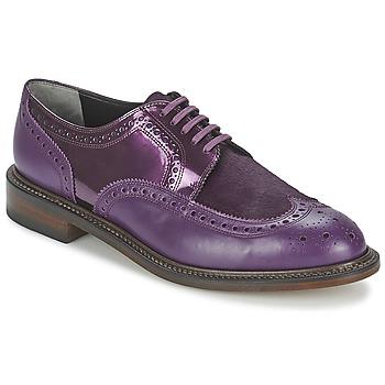 鞋子 女士 德比 Robert Clergerie ROEL 紫罗兰