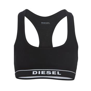 內衣  女士 胸衣 Diesel 迪賽爾 MILEY 黑色