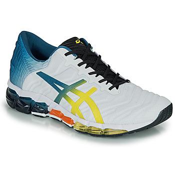 鞋子 男士 球鞋基本款 Asics 亚瑟士 GEL-QUANTUM 360 5 白色 / 多彩