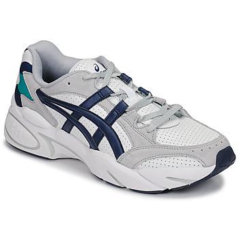 鞋子 男士 球鞋基本款 Asics 亚瑟士 GEL-BND 白色 / 海蓝色