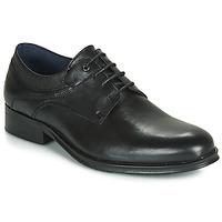 鞋子 男士 德比 Carlington 卡尔顿 LUCIEN 黑色