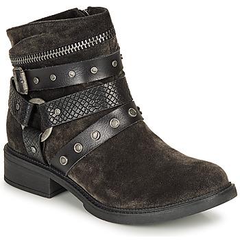 鞋子 女士 短筒靴 Blowfish VIOLAH 黑色