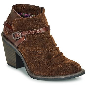 鞋子 女士 短靴 Blowfish LAMA 棕色