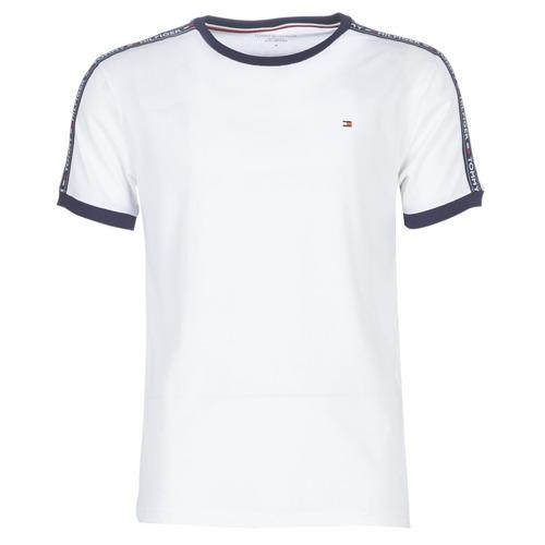衣服 男士 短袖体恤 Tommy Hilfiger AUTHENTIC-UM0UM00563 白色