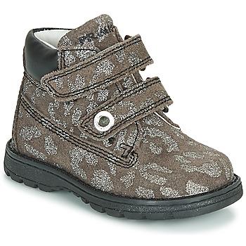 鞋子 女孩 短筒靴 Primigi ASPY 1 灰色 / 银色
