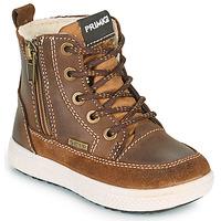 鞋子 男孩 雪地靴 Primigi BARTH GORE-TEX 棕色