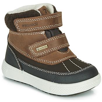 鞋子 儿童 雪地靴 Primigi PEPYS GORE-TEX 棕色