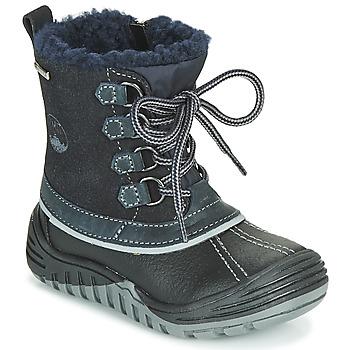 鞋子 儿童 雪地靴 Primigi FLEN-E GORE-TEX 蓝色