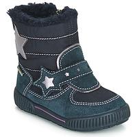 鞋子 女孩 雪地靴 Primigi RIDE 19 GORE-TEX 蓝色