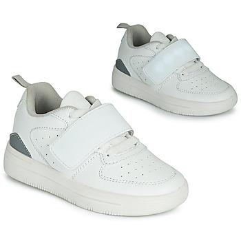 鞋子 儿童 球鞋基本款 Primigi INFINITY LIGHTS 白色