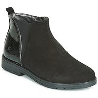 鞋子 女孩 短筒靴 Primigi FANTASY ROYAL 黑色