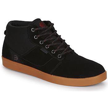 鞋子 男士 高帮鞋 Etnies JEFFERSON MID 黑色