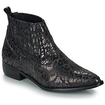 鞋子 女士 短筒靴 Ippon Vintage GILL ARTY 黑色