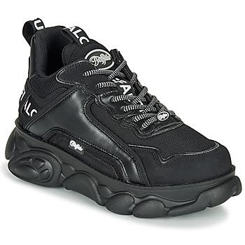 鞋子 女士 球鞋基本款 Buffalo CHAI 黑色 / 白色