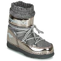 鞋子 女士 雪地靴 Kangaroos K-MOON 灰色