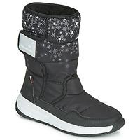 鞋子 女士 雪地靴 Kangaroos K-FLUFF RTX 黑色 / 灰色