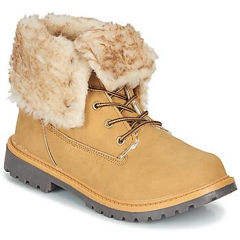 鞋子 女士 短筒靴 Kangaroos RIVETER JR HI 棕色