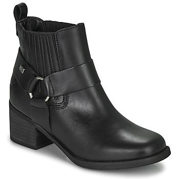 鞋子 女士 短靴 Musse&Cloud ARLING 黑色