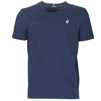 衣服 男士 短袖体恤 Le Coq Sportif 乐卡克 ESS TEE SS N°2 M 蓝色 / 海蓝色