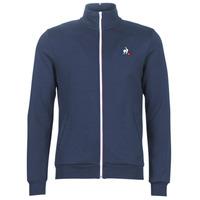 衣服 男士 运动款外套 Le Coq Sportif 乐卡克 ESS FZ SWEAT N°2 M 蓝色 / 海蓝色