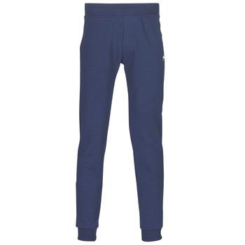 衣服 男士 厚裤子 Le Coq Sportif 乐卡克 ESS PANT SLIM N°1 M 蓝色 / 海蓝色