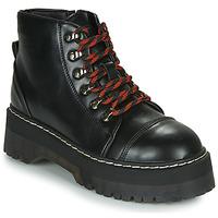 鞋子 女士 短筒靴 Coolway ABLIS 黑色 / 红色