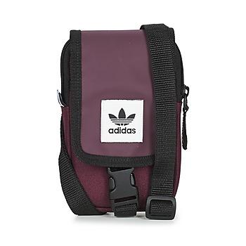 包 小挎包 Adidas Originals 阿迪达斯三叶草 MAP BAG 紫罗兰