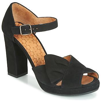 鞋子 女士 凉鞋 Chie Mihara BAMBOLE 黑色