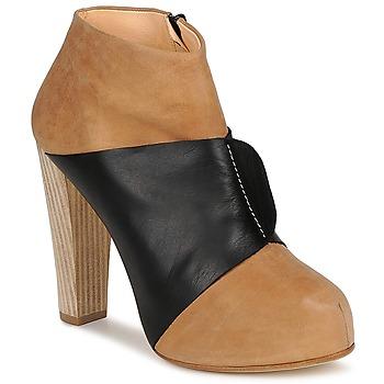 鞋子 女士 短靴 Terhi Polkki EINY 米色 / 黑色