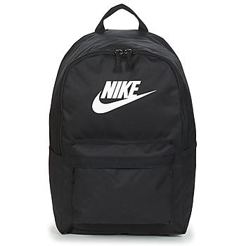 包 双肩包 Nike 耐克 NK HERITAGE BKPK - 2.0 黑色
