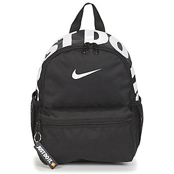包 儿童 双肩包 Nike 耐克 Y NK BRSLA JDI MINI BKPK 黑色