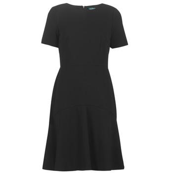 衣服 女士 短裙 Lauren Ralph Lauren BABA 黑色