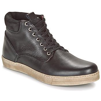 鞋子 男士 短筒靴 Casual Attitude LEO 黑色