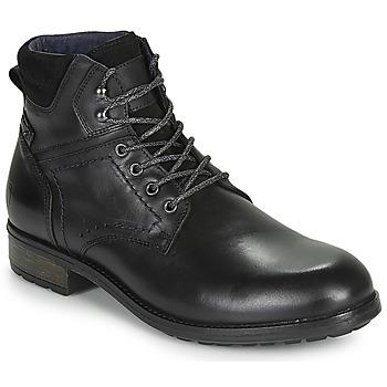 鞋子 男士 短筒靴 Casual Attitude LULLY 黑色