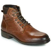鞋子 男士 短筒靴 Casual Attitude LULLY 棕色