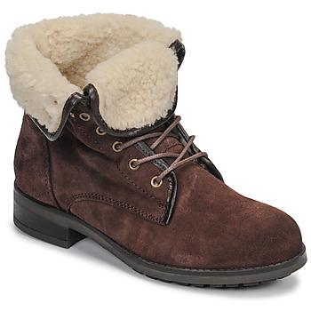 鞋子 女士 短筒靴 Casual Attitude LEILA 棕色