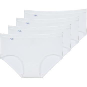 内衣  女士 底裤 Sloggi BASIC+ X 4 白色