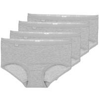 内衣  女士 底裤 Sloggi BASIC+ X 4 灰色