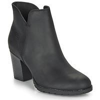 鞋子 女士 短靴 Clarks 其乐 VERONA TRISH 黑色