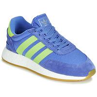 鞋子 女士 球鞋基本款 Adidas Originals 阿迪达斯三叶草 I-5923 W 蓝色