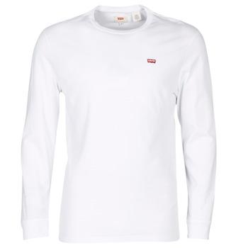衣服 男士 短袖体恤 Levi's 李维斯 LS ORIGINAL HM TEE 白色