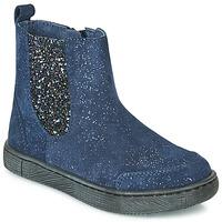 鞋子 女孩 短筒靴 Mod'8 BLABIS 海蓝色